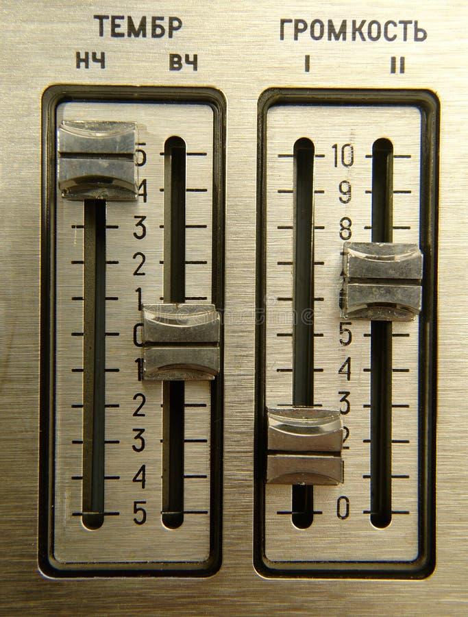 Cubierta de cinta vieja 4 fotografía de archivo libre de regalías