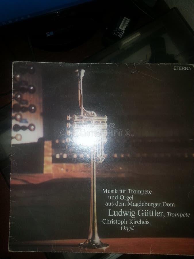 Cubierta de la placa del vinilo 1979 imagenes de archivo