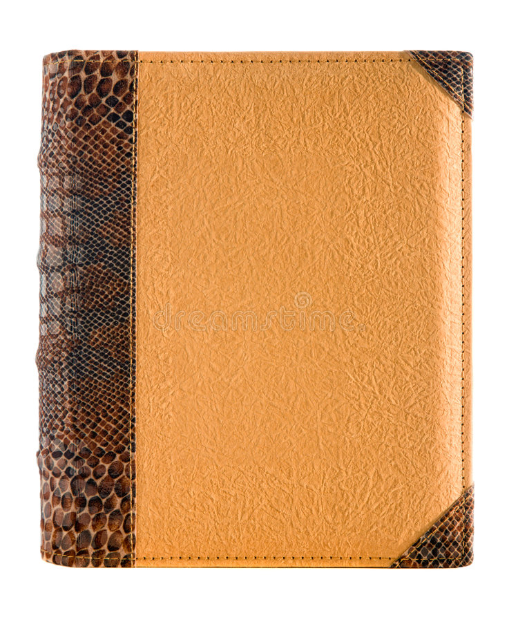 Cubierta de libro foto de archivo libre de regalías