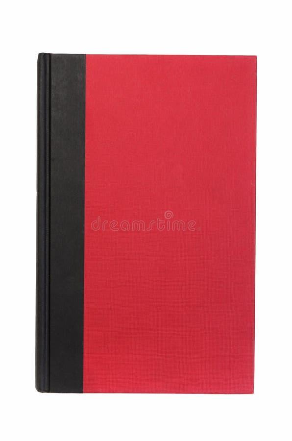 Cubierta de libro en blanco imagen de archivo