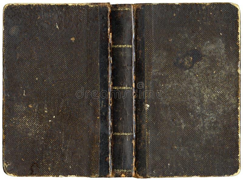 Cubierta de libro viejo fotografía de archivo libre de regalías