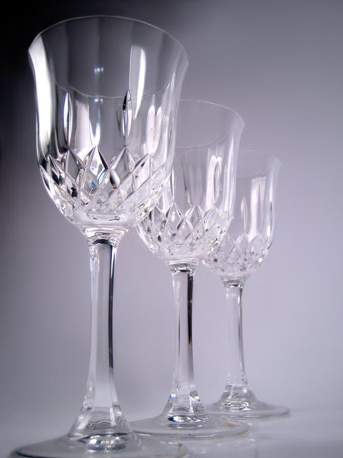 Download Cubiletes cristalinos imagen de archivo. Imagen de fragilidad - 193139
