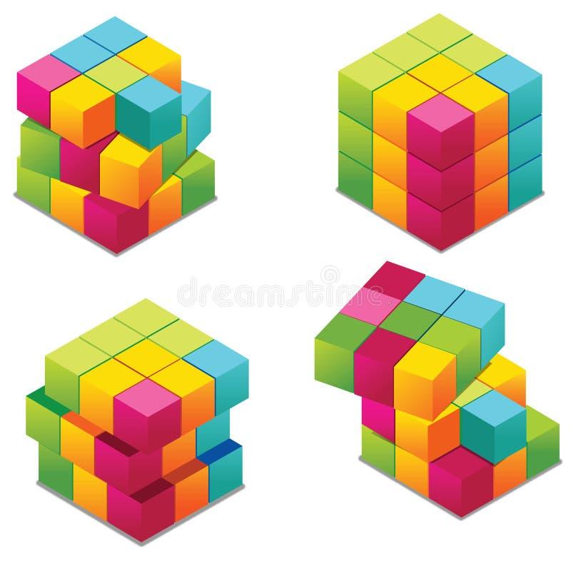 Cubo libre illustration