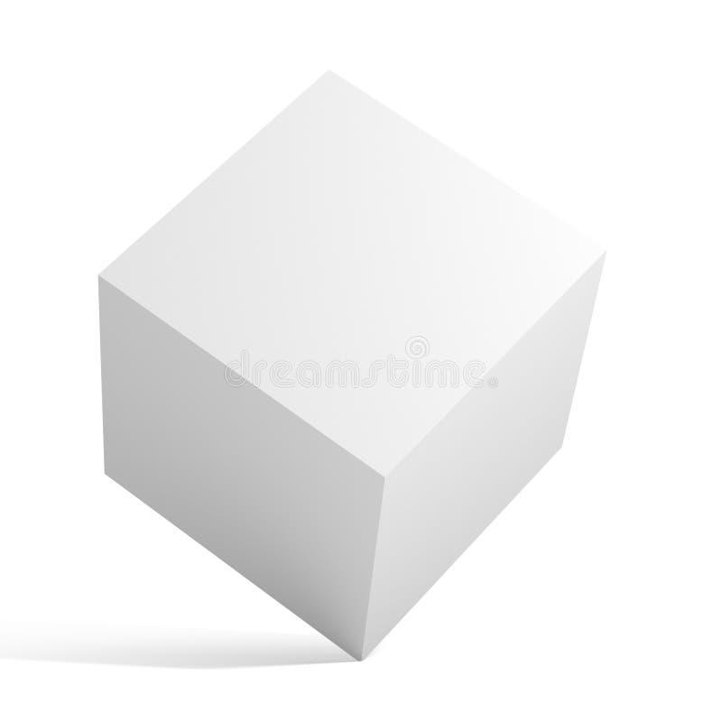 Cubo royalty illustrazione gratis