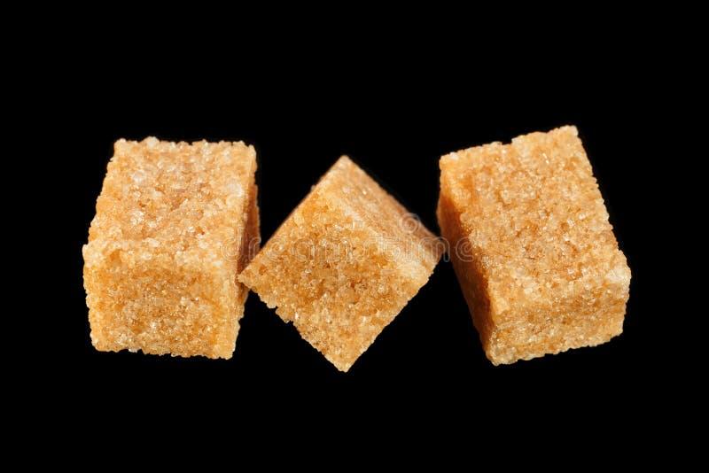 Cubo cubierto con paja del azúcar fotos de archivo