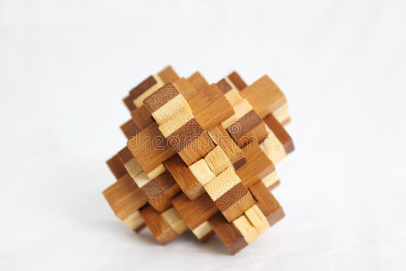 Cubo da lógica imagens de stock royalty free
