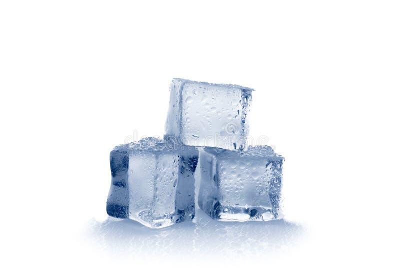 Cubo de gelo imagem de stock royalty free