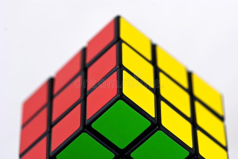 Cubo de s de Rubik ' foto de stock royalty free