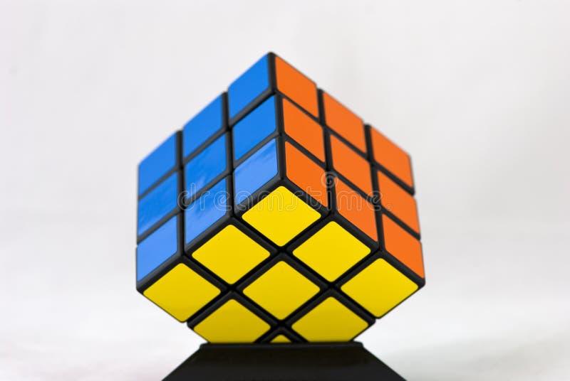 Cubo de s de Rubik ' fotos de stock