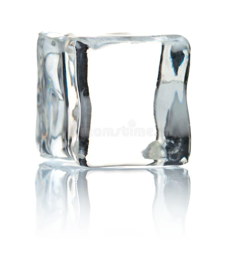 Cubo do gelo fotos de stock