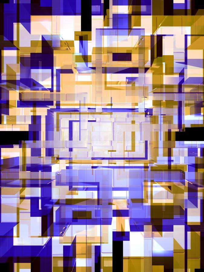 Cubos coloridos libre illustration