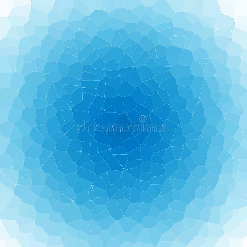 Cubos de hielo ilustración del vector