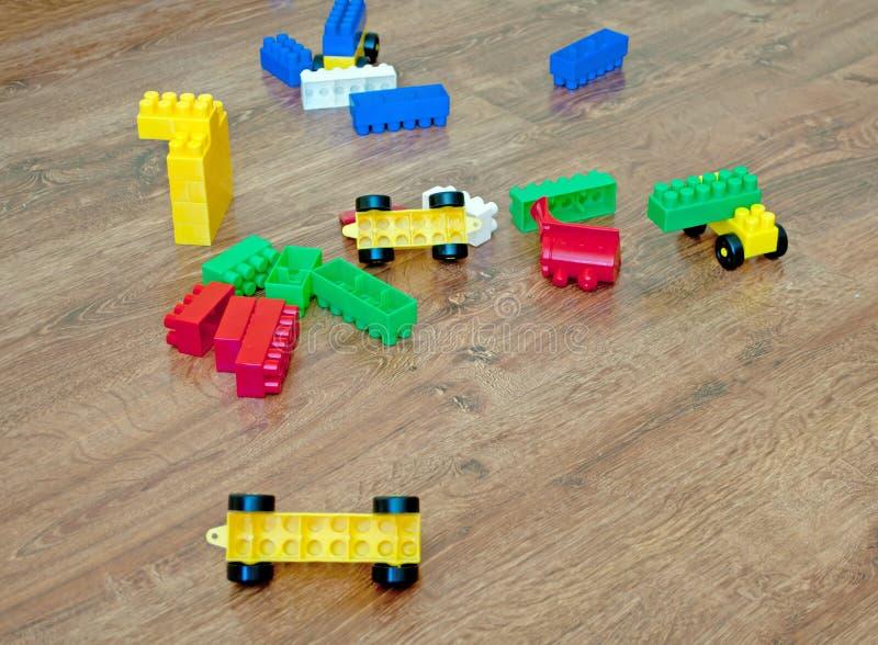 Cubos do brinquedo foto de stock royalty free