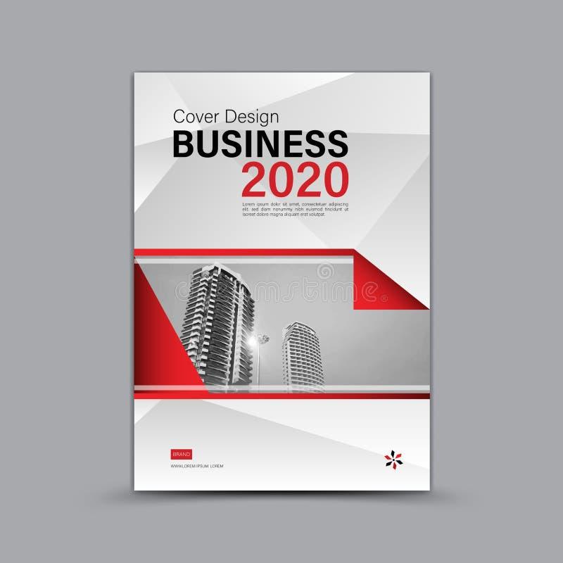 Cubra el diseño, plantilla del aviador del folleto del negocio, bandera, página web, cubierta de libro, anuncio, disposición de l ilustración del vector