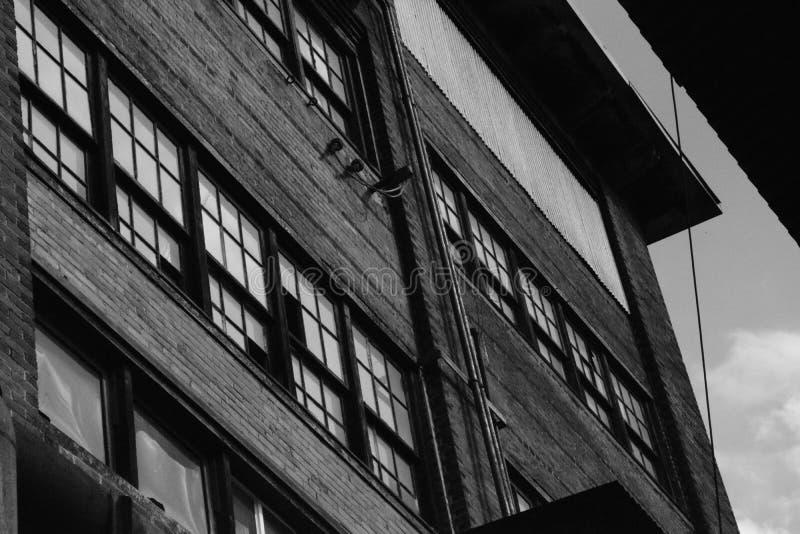 Cubra la línea, exterior del molino, Bethlehem Steel imagenes de archivo
