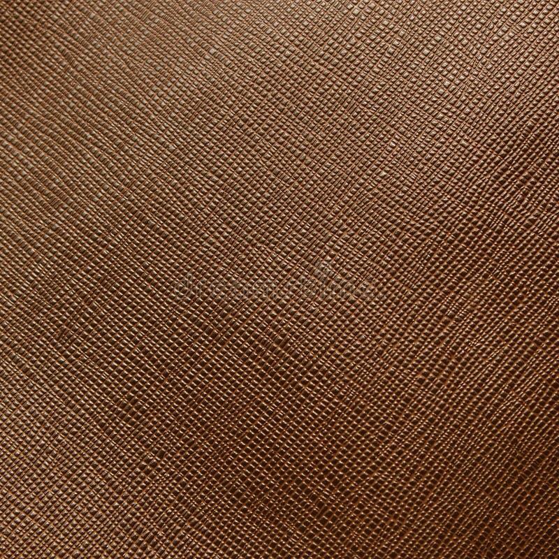 Cubra la textura con cuero para el fondo foto de archivo libre de regalías