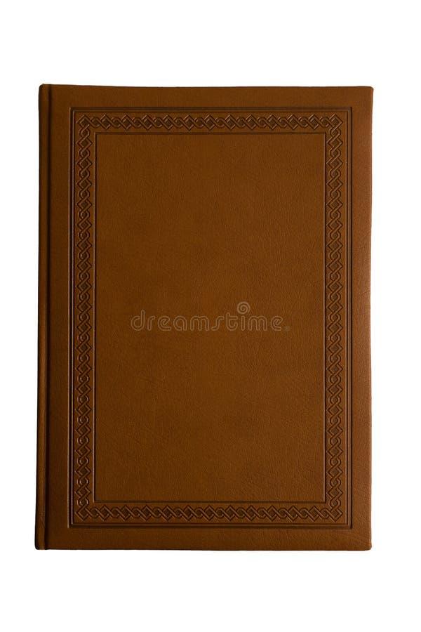 Cubra um livro fotografia de stock royalty free