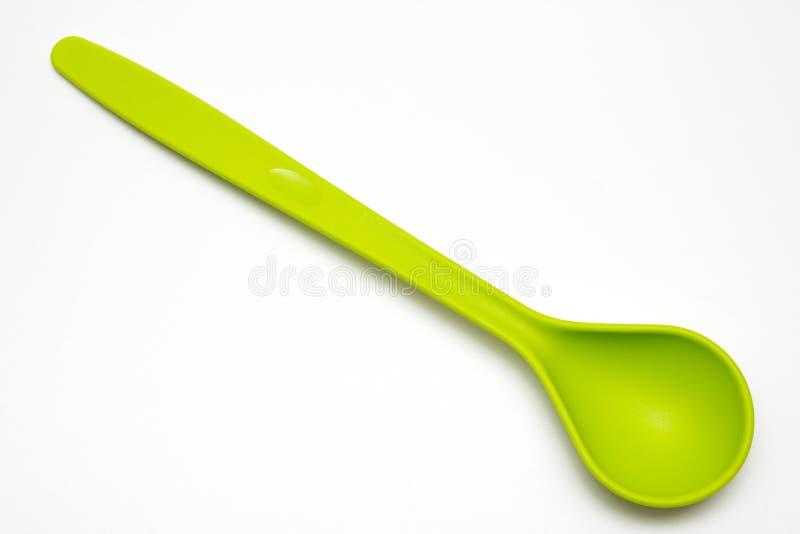 Cucchiaio dell'insalata immagine stock libera da diritti