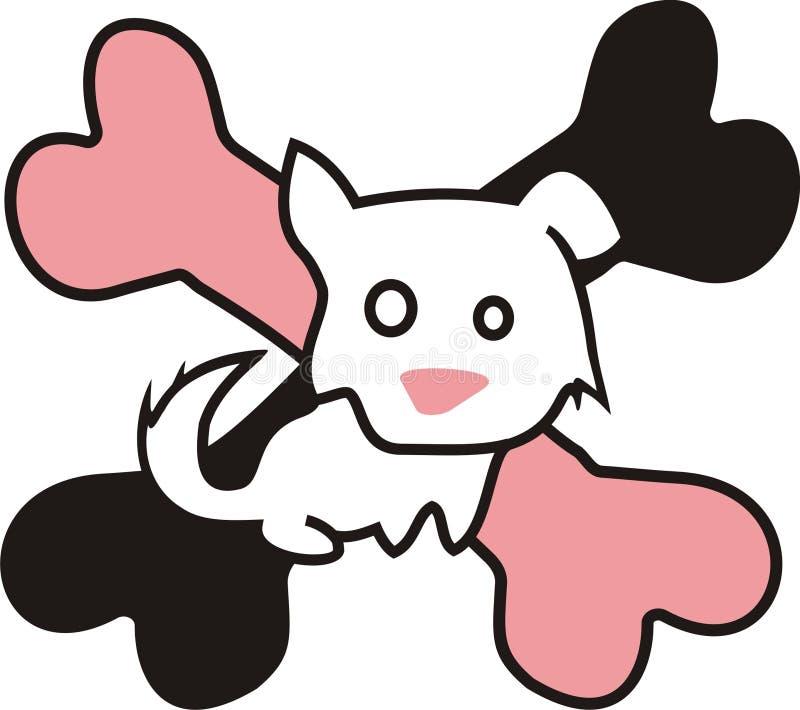 Cucciolo di Emo illustrazione vettoriale