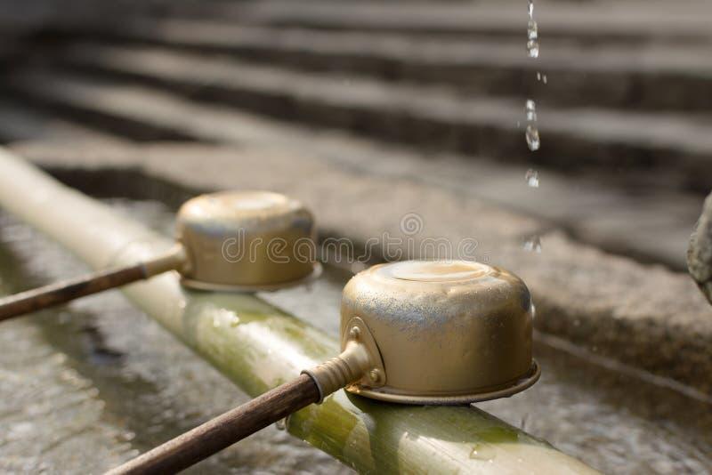 Cucharón del agua fotografía de archivo libre de regalías