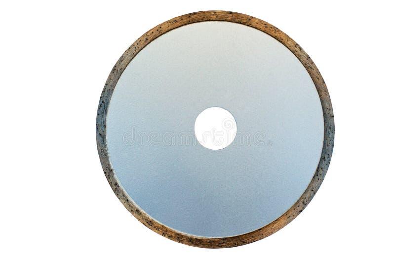 Cuchilla del diamante foto de archivo libre de regalías