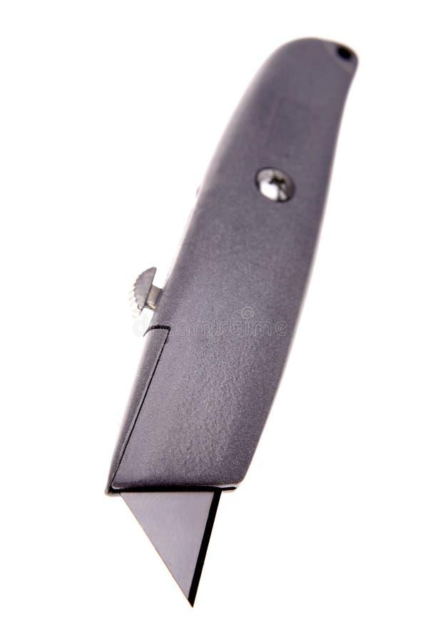 Cuchillo fotografía de archivo libre de regalías