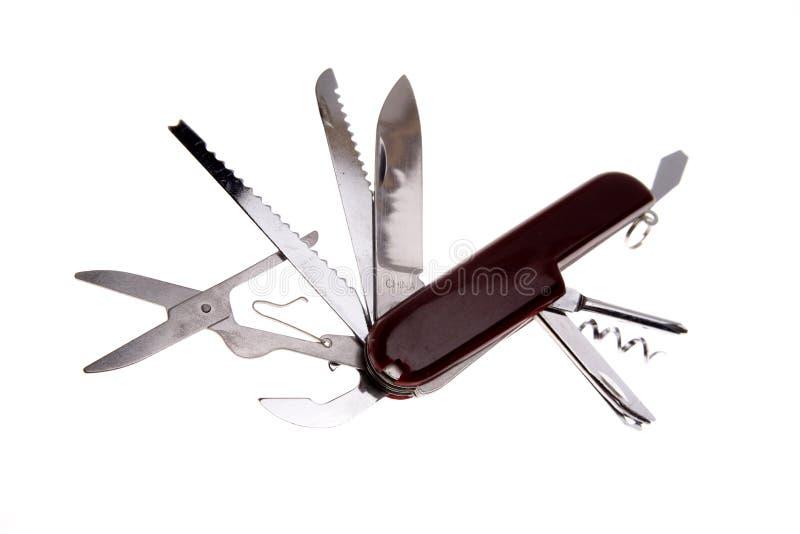 Cuchillo fotografía de archivo