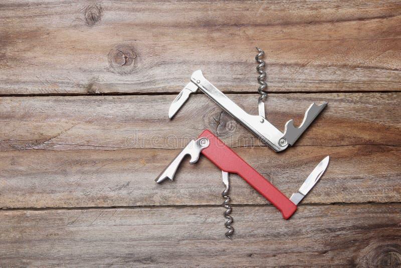 Cuchillo multi del propósito fotos de archivo