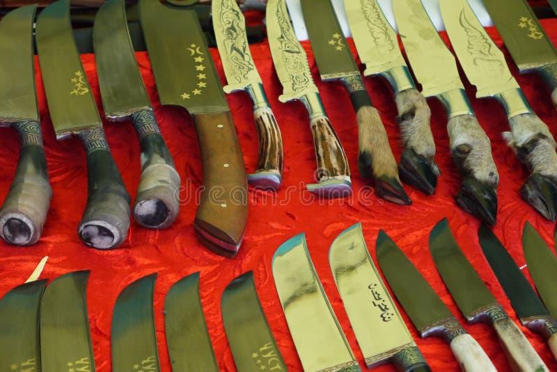 cuchillos imágenes de archivo libres de regalías