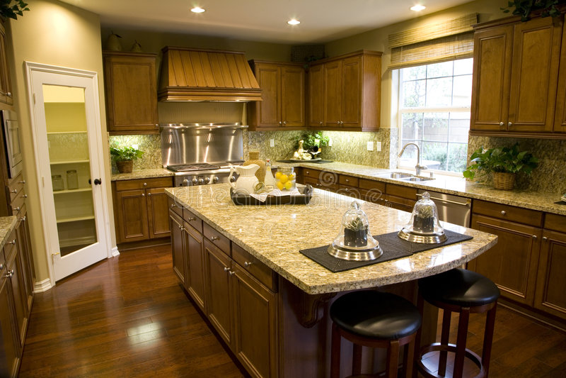Cucina 2352 fotografia stock libera da diritti