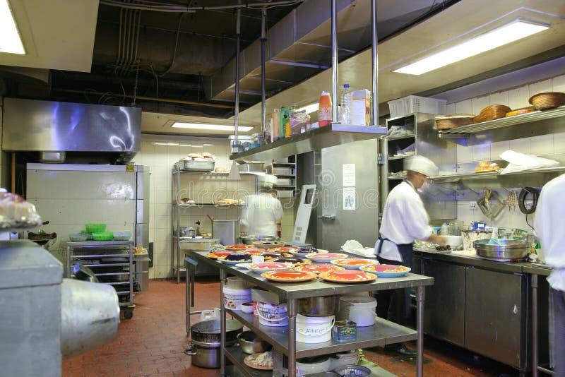 Cucina della pasticceria immagini stock libere da diritti