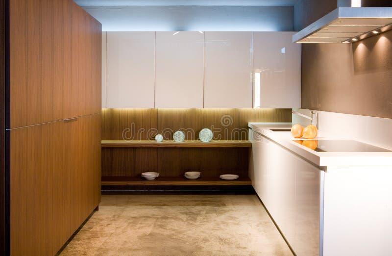 cucina interna immagini stock libere da diritti