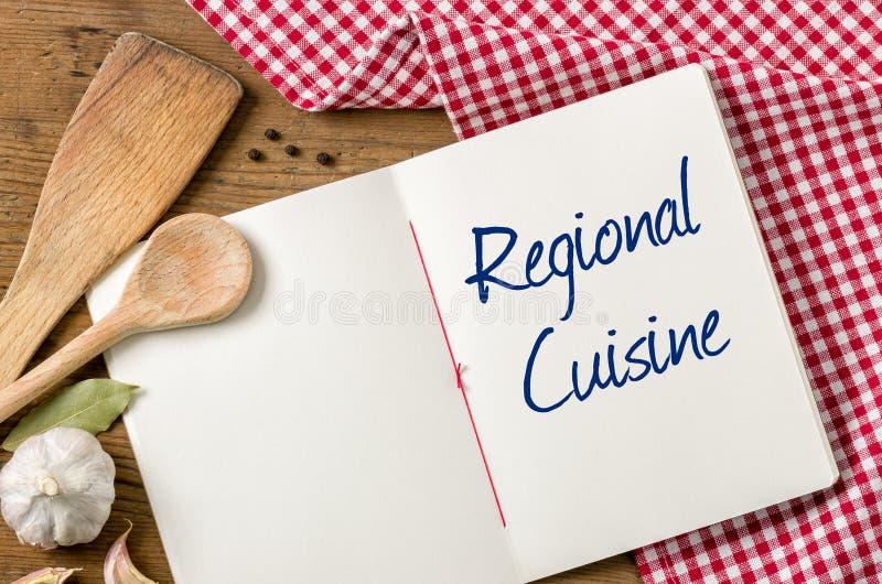 Cucina regionale fotografia stock libera da diritti