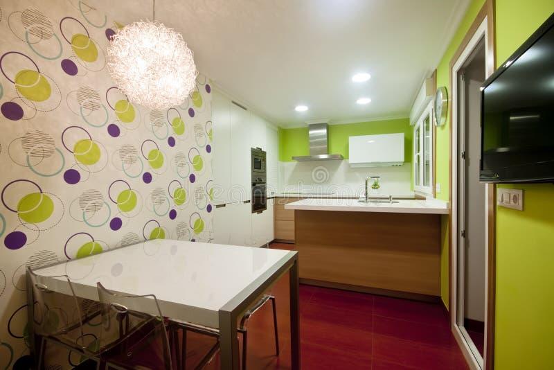Cucina Vigo immagini stock