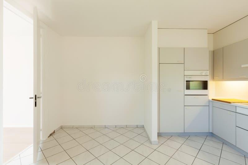 Cucina vuota fotografie stock libere da diritti