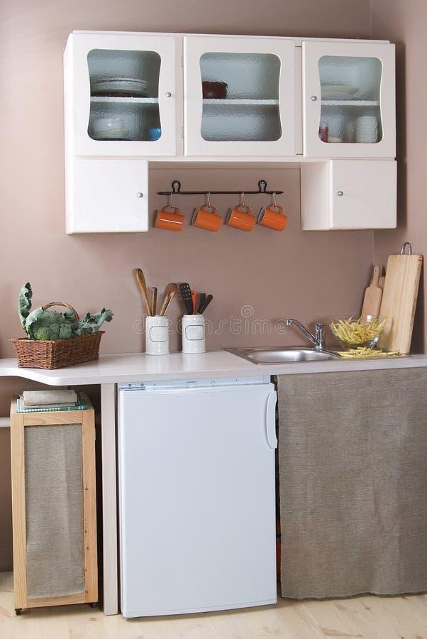 Cucinino fotografie stock