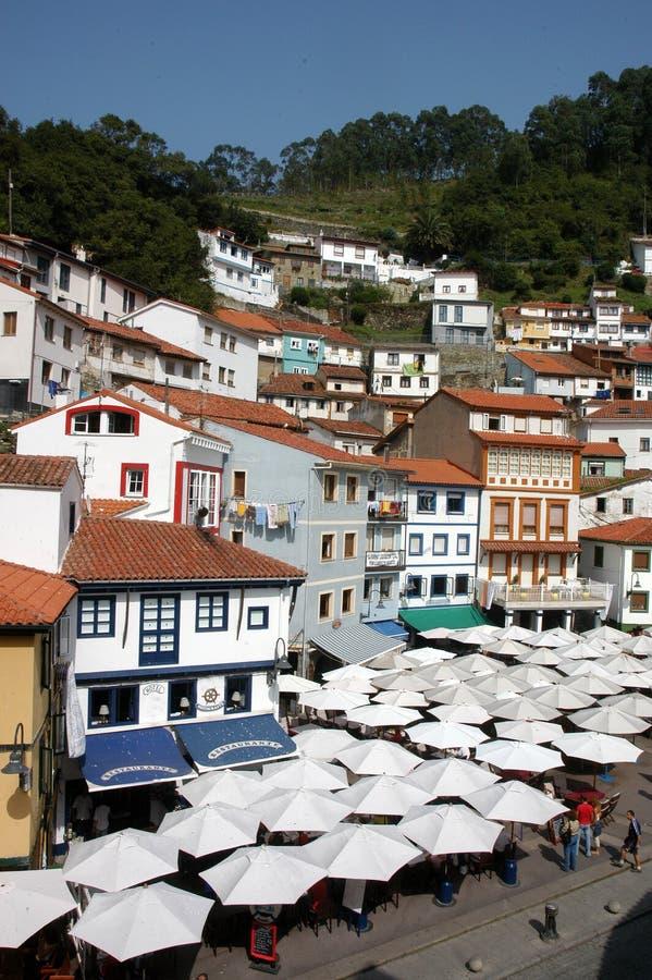 Download Cudillero Spagna fotografia stock. Immagine di domestico - 3881334