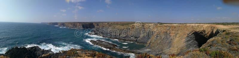Cudowna natura Portugalia zdjęcie stock