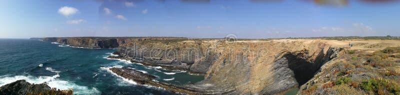 Cudowna natura Portugalia obrazy stock