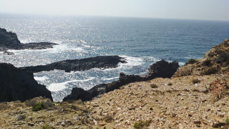 Cudowna natura Portugalia obrazy royalty free