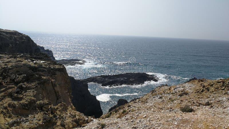 Cudowna natura Portugalia fotografia stock