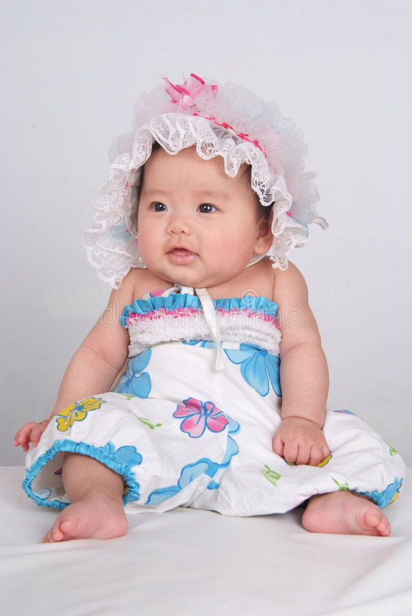 cudowne dziecko obraz stock