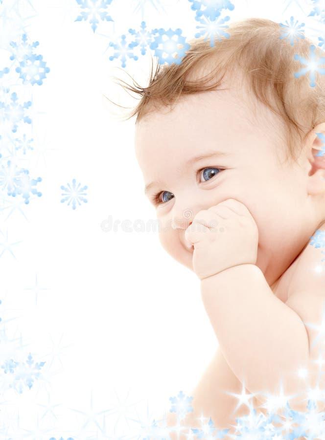 cudowne dziecko obraz royalty free