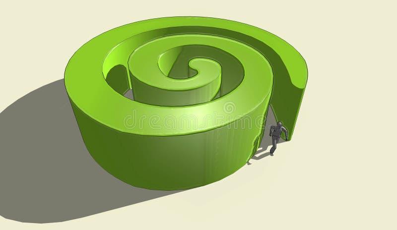 cudowny 2 logo zdjęcie royalty free
