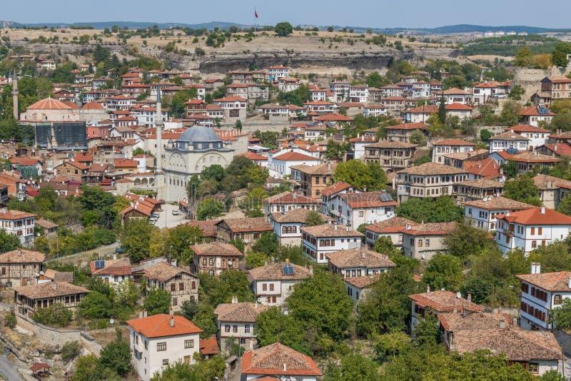 Cudowny Stary miasteczko Safranbolu, Turcja obraz royalty free