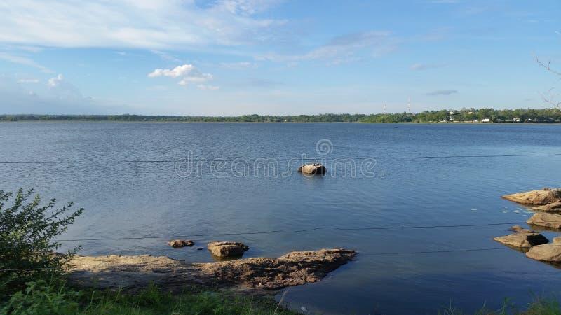 Cudowny zbiornik Sri Lanka fotografia stock
