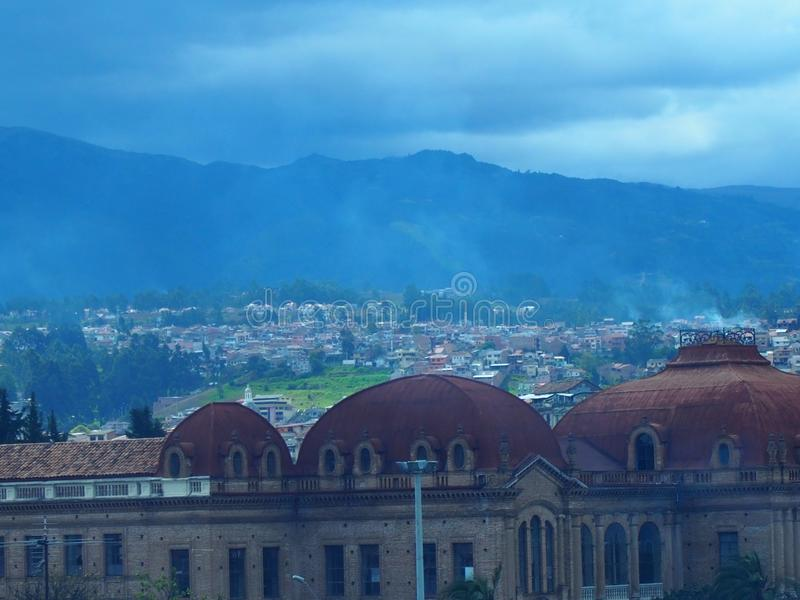 Cuenca, Ecador foto de stock royalty free