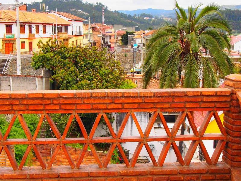 Cuenca, Ecador imagens de stock