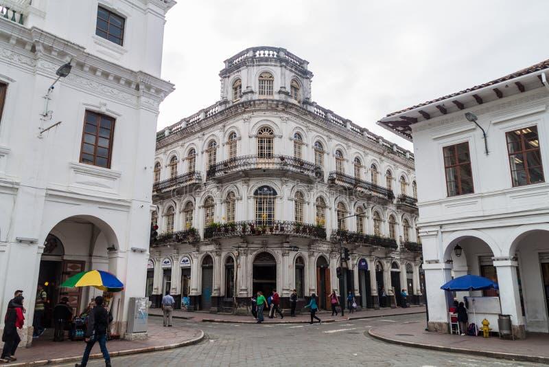 Cuenca, Equador fotos de stock royalty free