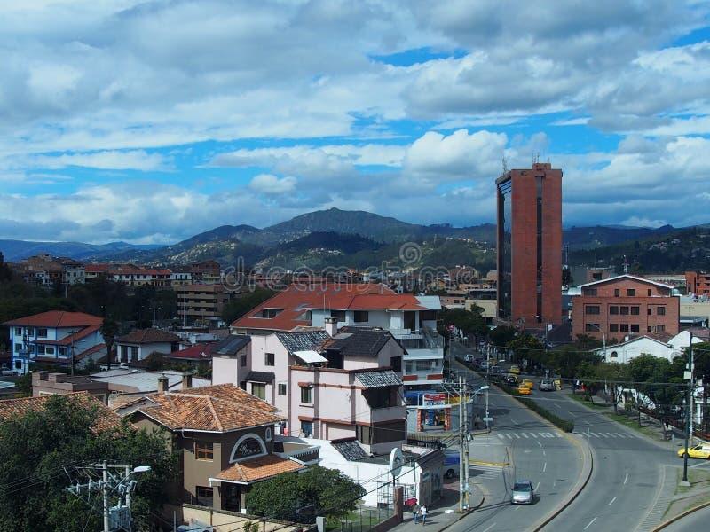 Cuenca, Equador imagens de stock royalty free